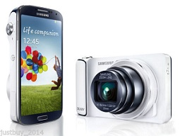 Amazing Deal: Samsung Galaxy S4 Zoom (8GB, 16MP, 10x Zoom, 1.5 GHz Dual Core, 1.5 GB RAM) for Rs.10850 Only @ ebay