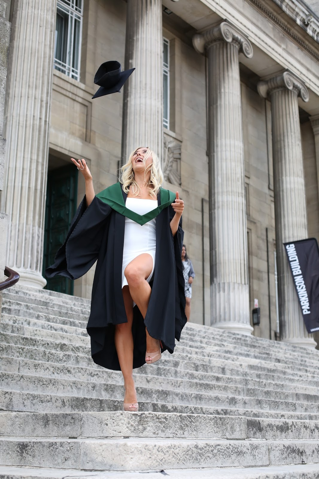 Leeds university graduation