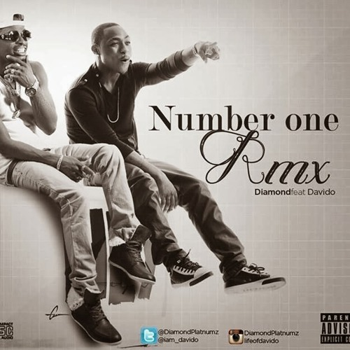 Diamond Platnumz Ft. Davido - Number One Remix (A Boy From Tandale Album)