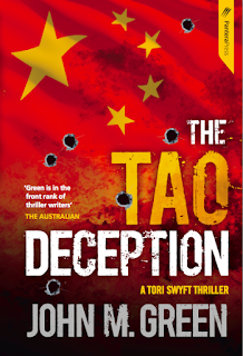 The Tao Deception by John M. Green book cover