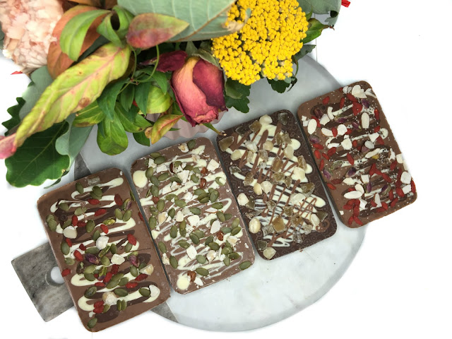 RECIPE: Easy DIY Gourmet Chocolate Bars
