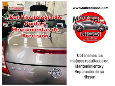 Servicio tecnico Nissan