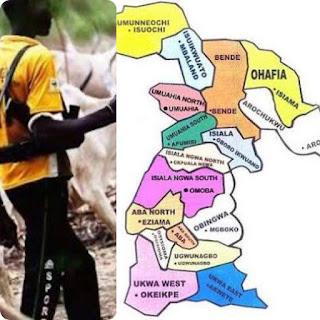 Armed Fulani Herdsmen and Abia State