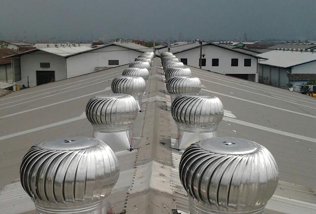 turbin ventilator untuk gudang, ventilator untuk industri