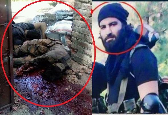 भारतीय सेना ने आतंकी सबजार भट्ट को ठोंका तो दहाड़े मारकर रो रहे हैं पाकिस्तानी
