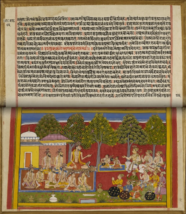 The Mewar Ramayana: Illustrated and Digitised