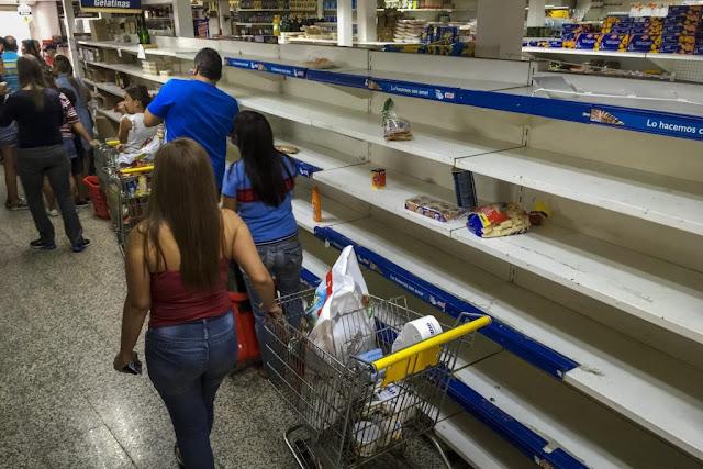 La estocada final a la economía de mercado en Venezuela