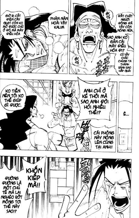 Shaman King [Vua pháp thuật] chap 54 trang 6