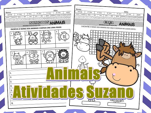 animais-ciências-escrita-leitura-formação-de-frases-atividades-suzano