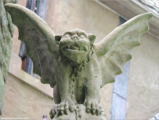Decoraciones Exteriores del Castillo Medieval Hammond, Gloucester