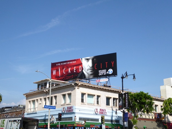 Wicked City season 1 billboard