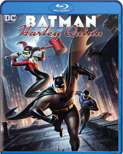 Batman and Harley Quinn [2017] [BD25] [Latino – Castellano]