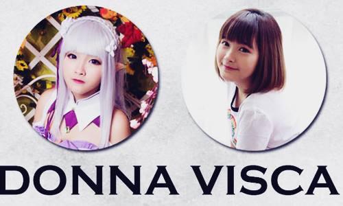 Biodata Mutiara Donna Visca si Gamer MOBA Cantik dan Anime Lovers
