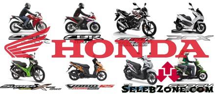 Harga Pasaran Motor Honda Bekas