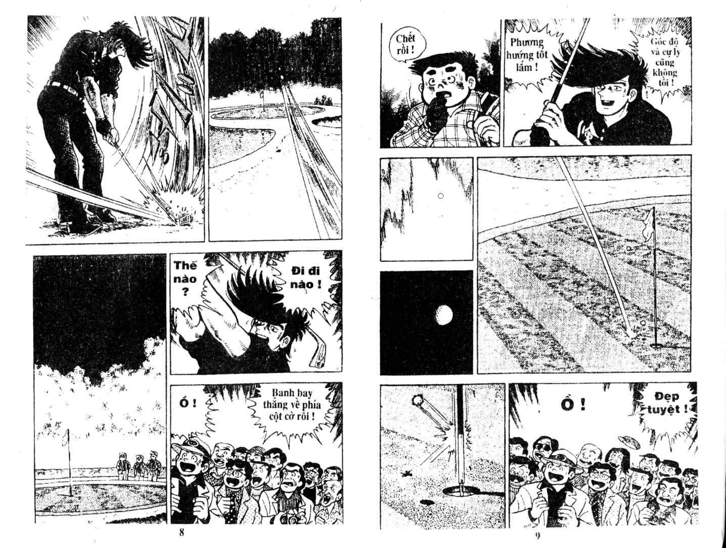 Ashita Tenki ni Naare chapter 9 trang 3