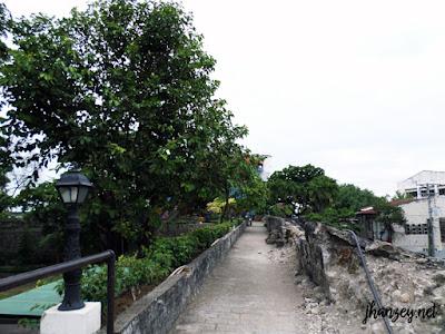 Cebu City Tour | Fort San Pedro | www.jhanzey.net