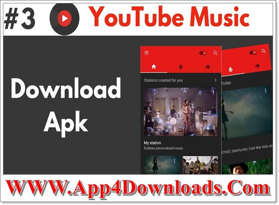 YMusic YouTube Music Player & Downloader v2.1.8-beta1 Download
