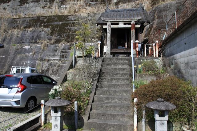 Tamachi Tenman-gu Shrine of real
