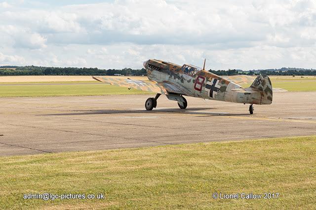 Hispano Buchon Spanish Messershmitt BF109