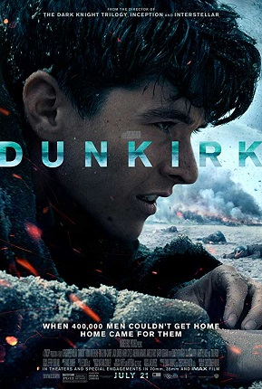 Dunkirk 2017 English 1GB BRRip ESubs 720p