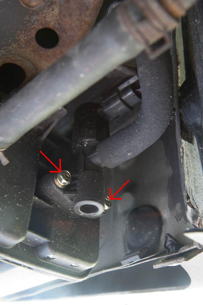 The Chad Experience Check Replace The Vent Solenoid Valve