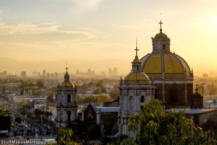 3. Mexico City, Mexico