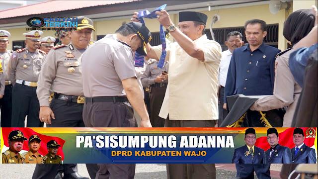 Ketua DPRD Kabupaten Wajo Hadiri Pertemuan Asistensi Pamatwil Tahap II Di Polres Wajo