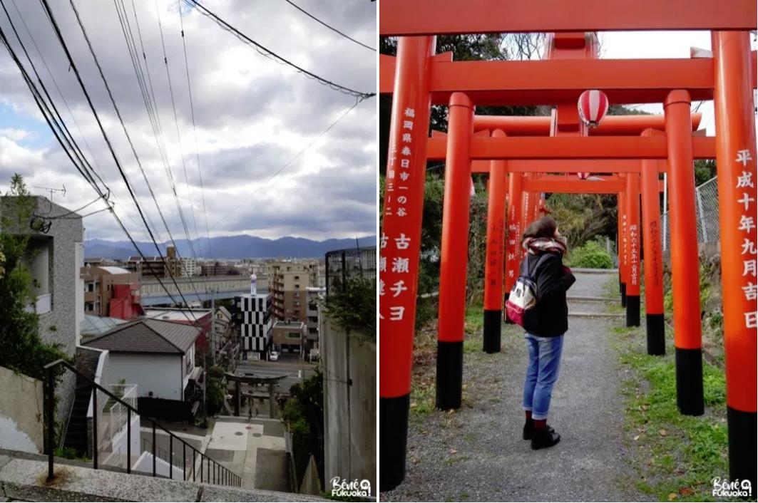 愛宕神社、福岡