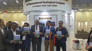 36th International Geological Congress