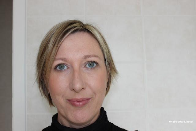 luxe blog un thé chez Linette maquillage spécial + 40 ans