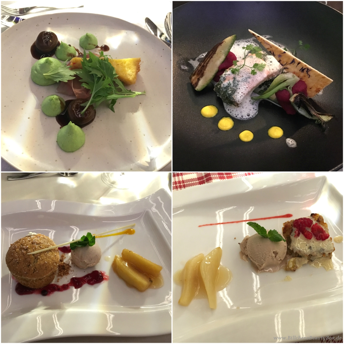 Wellnesshotel Alpenschlössl - Ahrntal Südtirol - Abendessen - 5-Gänge