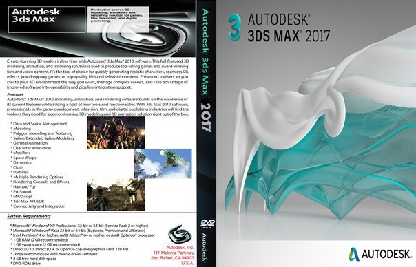Download Autodesk 3DS Max v2017.1 x64 Multi Autodesk 2B3DS 2BMax 2B2017 2B  2BXANDAODOWNLOAD