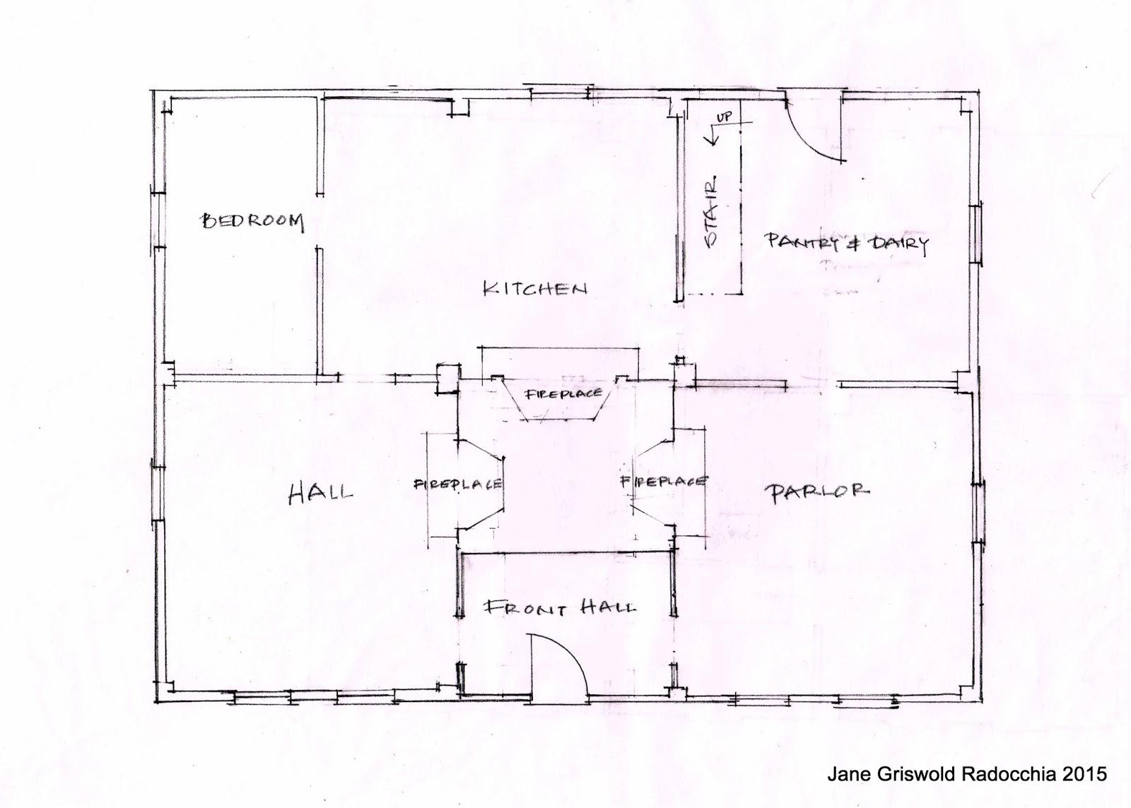 Center Chimney House Plans   Ipefi.com