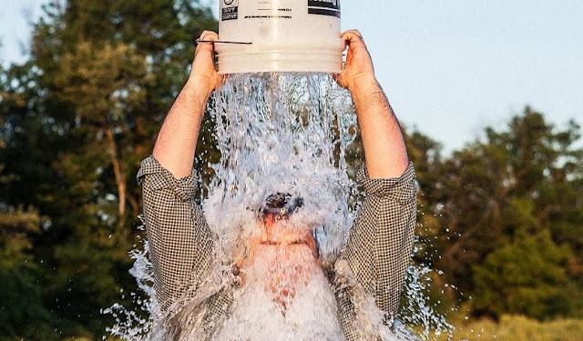 Resiko Ice Bucket Challenge Bagi Kesehatan