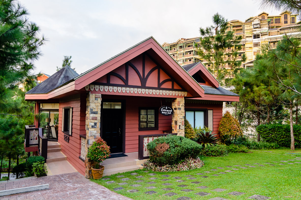 Crosswinds Tagaytay Moutier Luxury House And Lot For