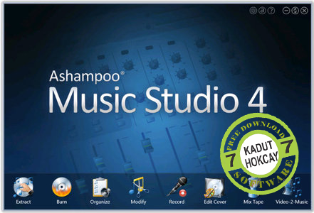 Ashampoo Music Studio 4.1.0.38 Full version