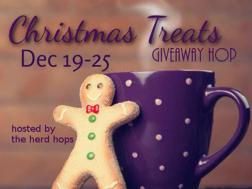 Christmas Treats Giveaway Hop! Win $10 Amazon Cash!