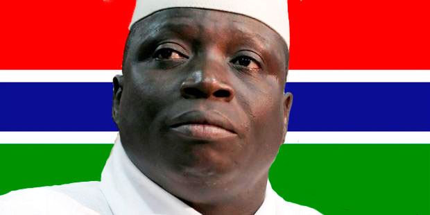 Ex-presidente da Gâmbia é acusado de saquear cofres públicos