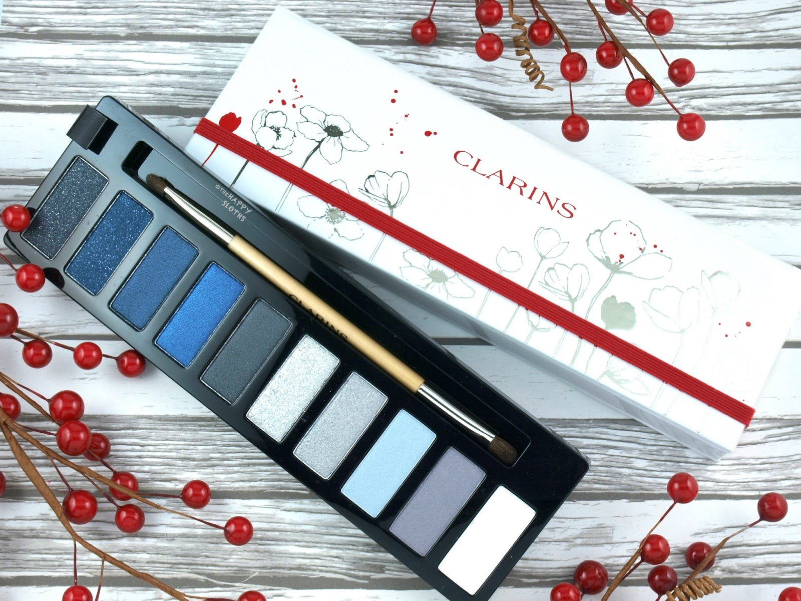 Clarins Holiday 2017 The Essentials Palette: Review and Swatches