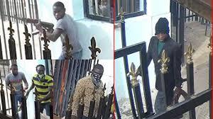 Offa robberies suspect