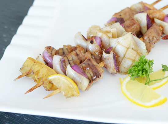 Seafood Skewer,Dinagat Resto Bar, GMall Toril, Davao City