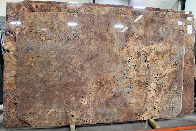 Bordeaux Granite slabs for countertop