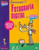 "Fotografía digital para torpes / Jorge Abaurrea Velarde; ilustraciones de A. Fraguas ""Forges"""