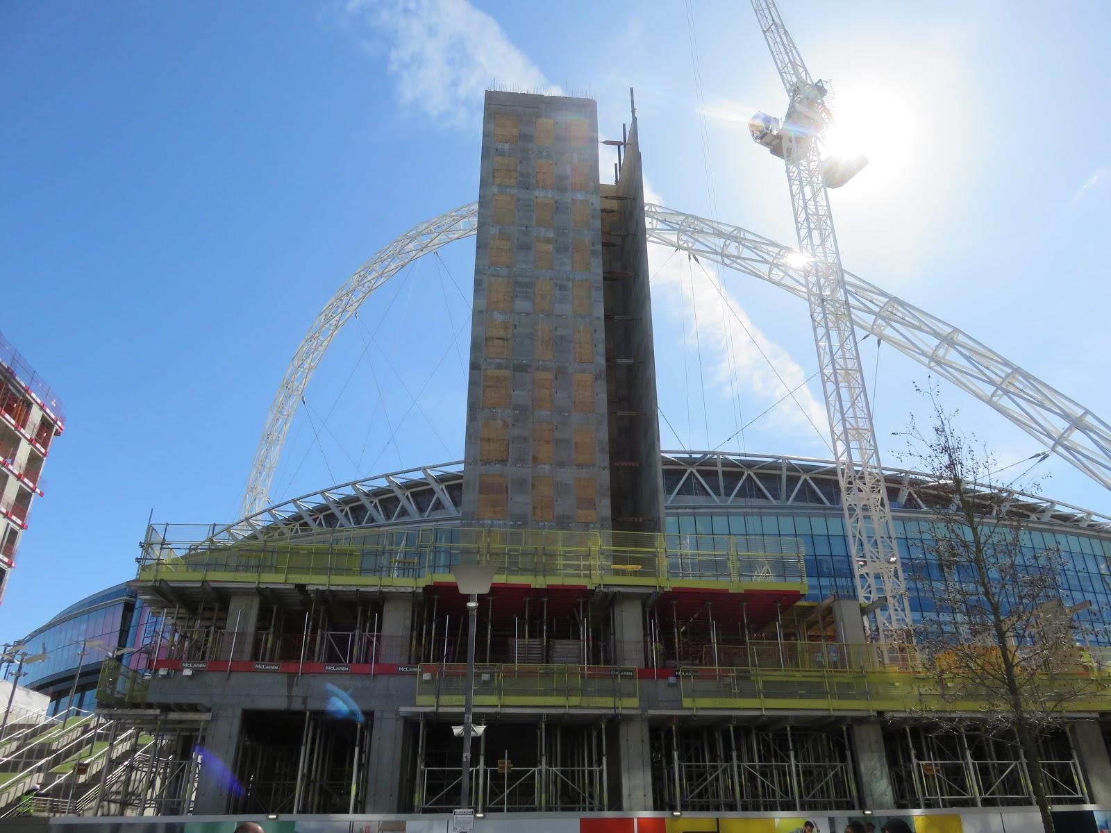 York House Car Park Wembley Stadium