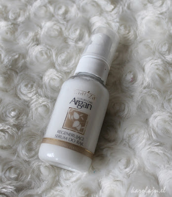 Mariza LUXURY CARE Argan - regenerujące serum do rąk