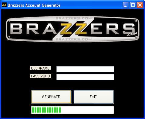 Brazzers Account Generator by DonWest