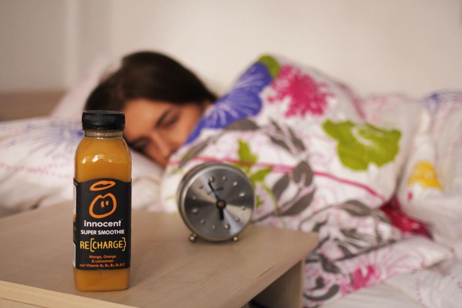 aufwachen smoothie inncocent trinken