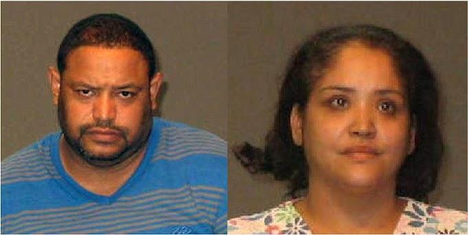 Arrestan dominicano fugitivo y una acompañante por asesinato de un hombre y drogas en Massachusetts