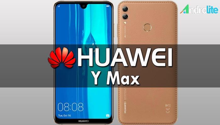 Huawei Y Max Harga dan Spesifikasi Indonesia