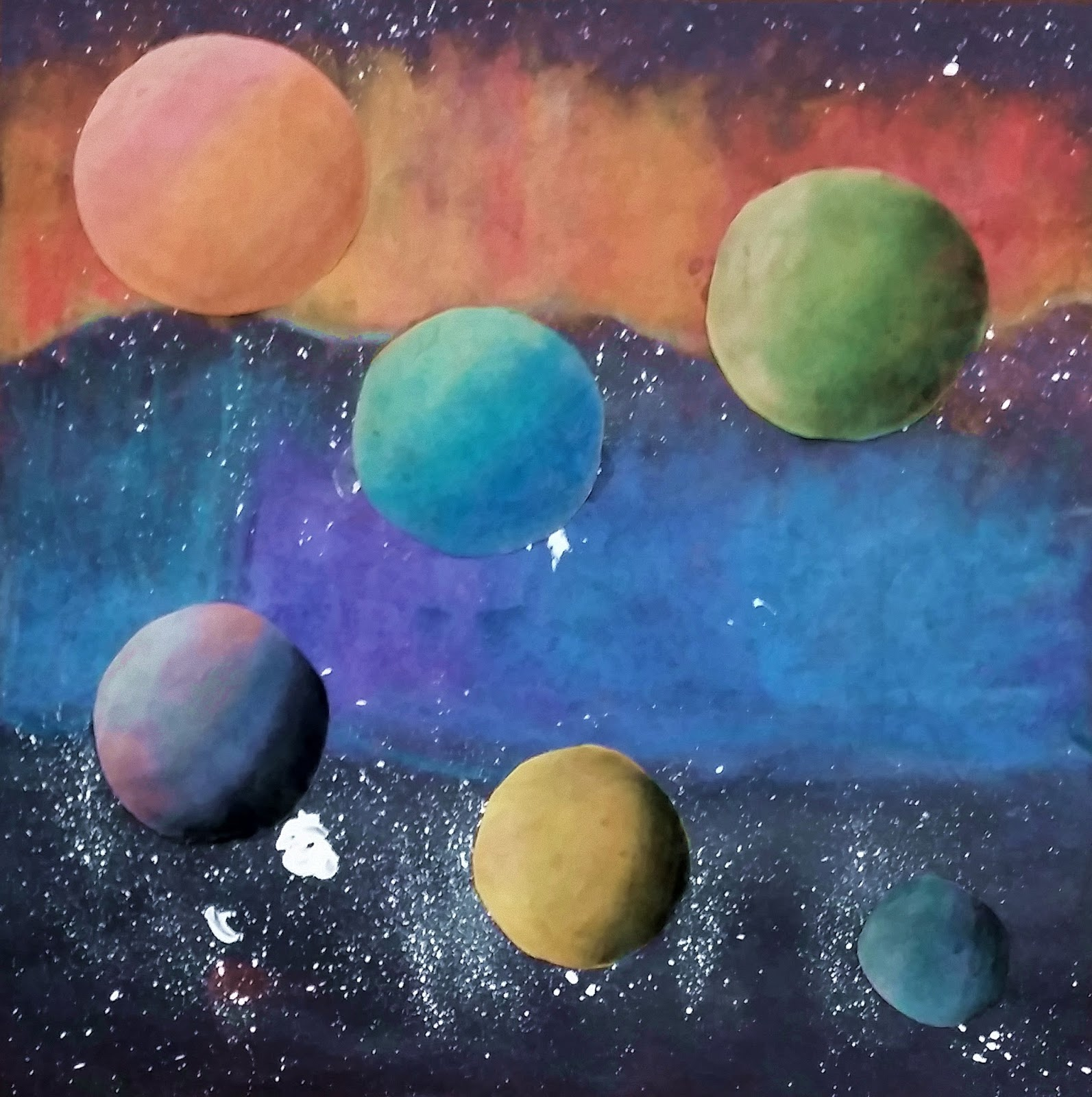 planets for grade 2 - photo #28